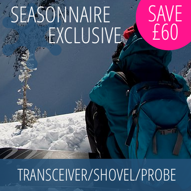 Supersaver Seasonnaire Pack - SAVE £60!