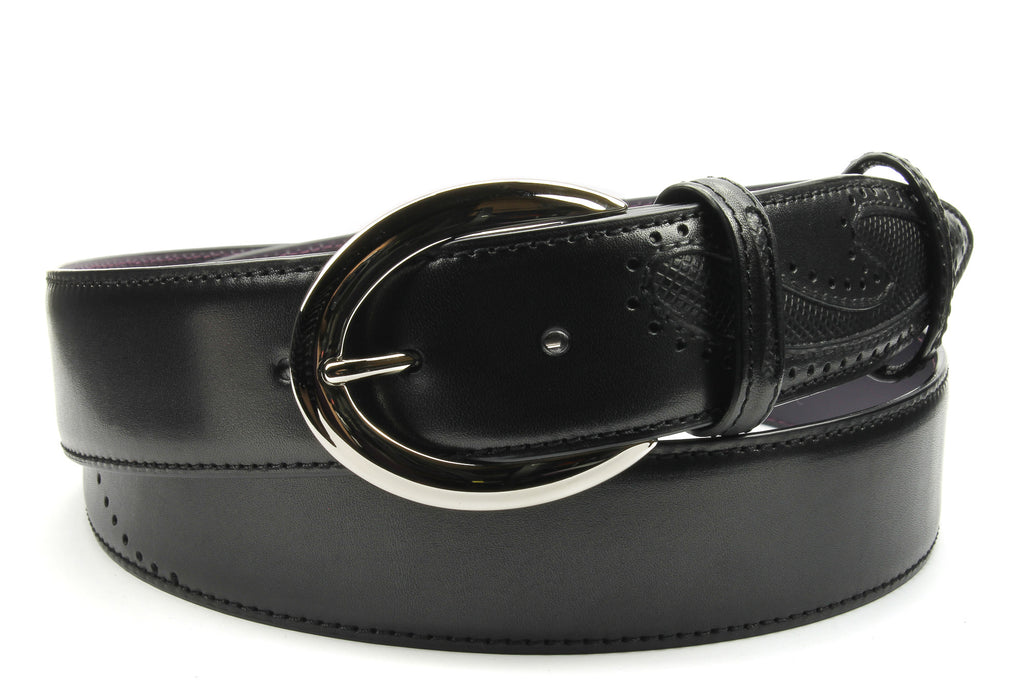 Black Silverado Sr Belt