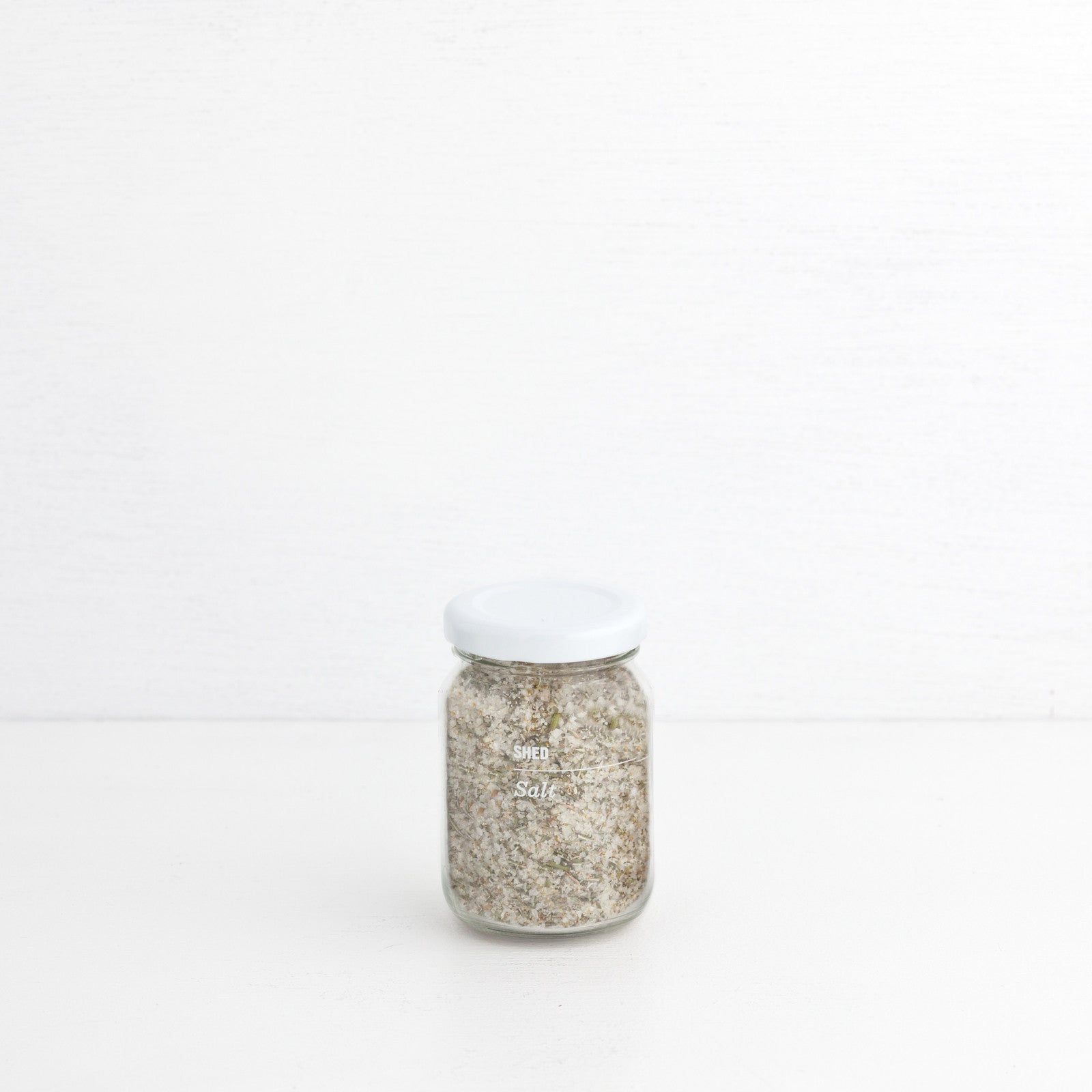 SHED Rosemary and Fennel Pollen Salt