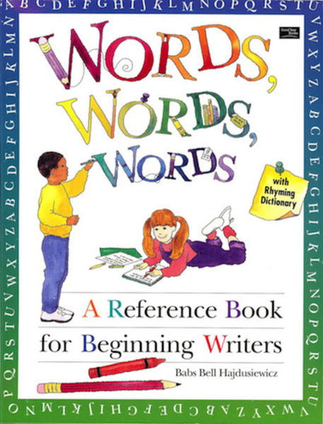 Words, Words, Words  - Rhyming Dictionary