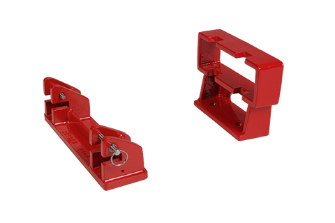 Horizontal Holmatro Extrication Tool Mount