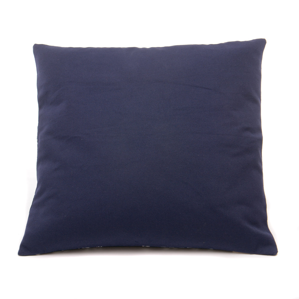 Vintage Indigo Handmade Cushion No 5