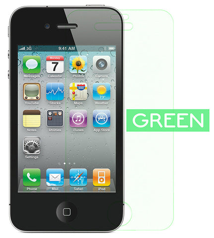 NEONTUFF Unbreakable Protection for your iPhone 4, 4S - CreatePros, LLC - 2