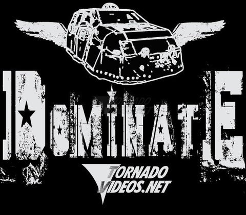 Dominate w/Wings (T-shirt)