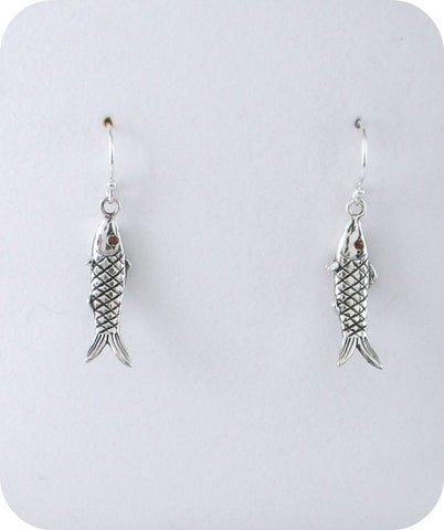 Swimming Fish Earrings