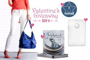 Valentine's Week Giveaway: Day FOUR!!
