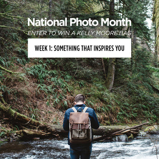 Photography Month Challenge & Giveaway