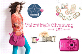 Valentine's Week Giveaway Day ONE!
