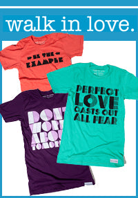 Walk In Love: My Favorite T's