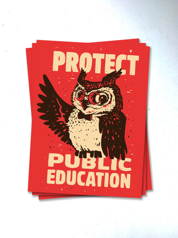 Wise Owl Sticker - United State of Indiana: Indiana-Made T-Shirts and Gifts