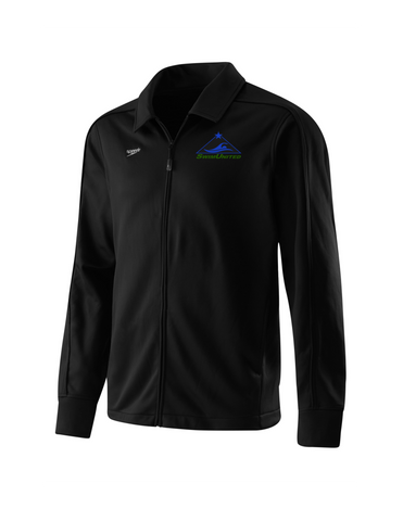Swim United Youth Warmup Jacket w/ Team Logo