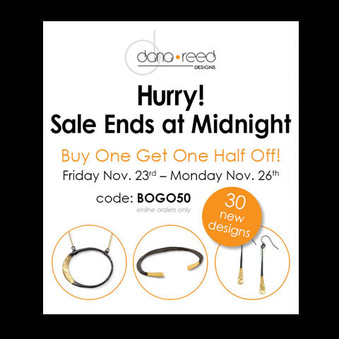 But One Get One 50% Off! Ends Tonight at Midnight!