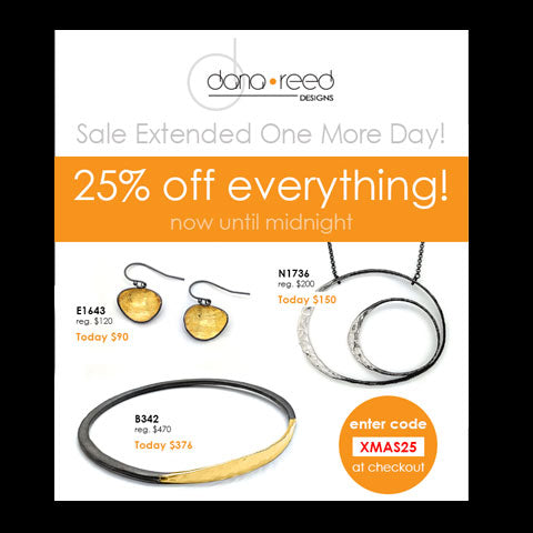 Sale Extended Through Today!