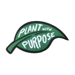 Plant With Purpose Iron-On Patches