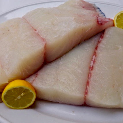 Fresh West Coast Halibut + Recipe