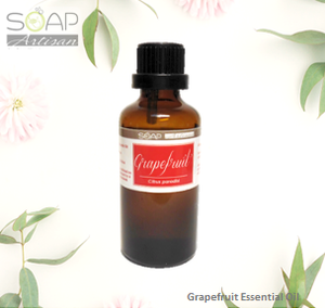 Soap Artisan | Grapefruit Essential Oil