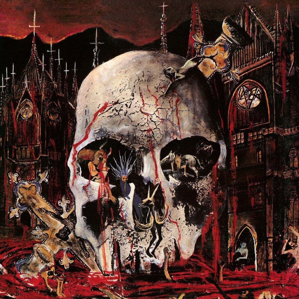 Slayer - South Of Heaven (LP)