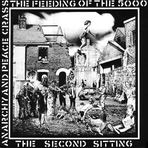 Crass - The Feeding Of The 5000: The Second Sitting (LP)