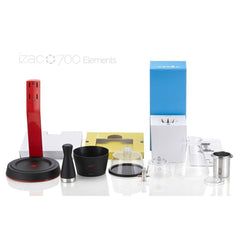 Izac 700 Cold Brew Coffee Dripper Components