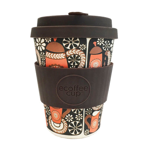 eCoffee Cup Project Waterfall Morning Coffee
