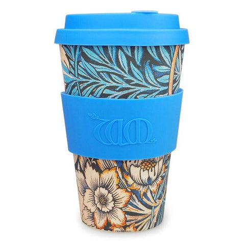 William Morris eCoffee Cup 400ml Lily