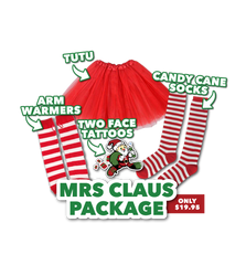 Mrs. Claus Package