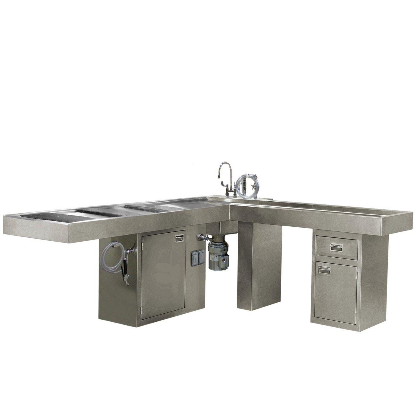 Pedestal Autopsy Tables Mortech Manufacturing Company