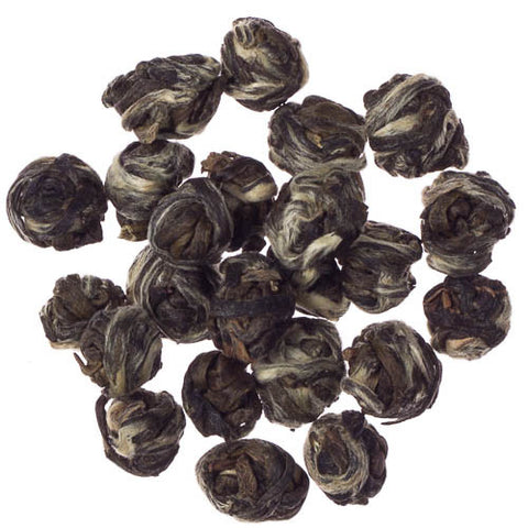 Jasmine Dragon Pearls Tea from Culinary Teas