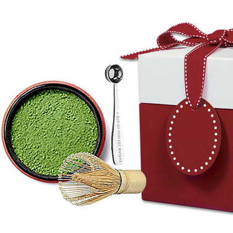 Matcha Starter Kit in a Gift Box