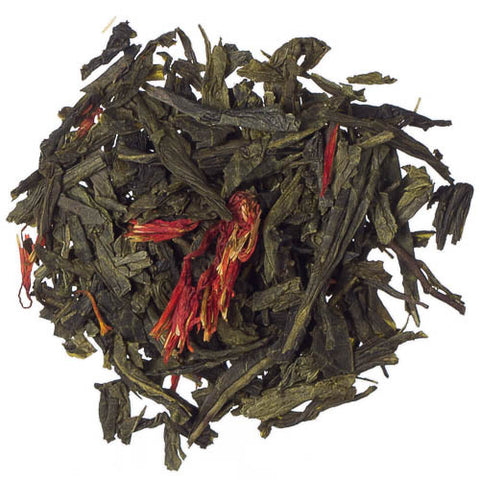 Hermes Orange Green Tea from Culinary Teas