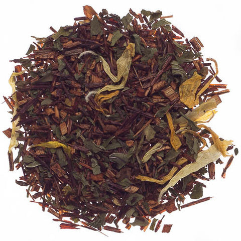 Chocolate Mint Rooibos Tea from Culinary Teas