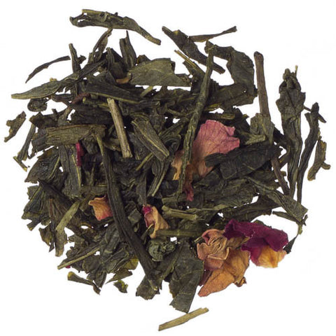 Sencha Kyoto Cherry Rose Festival Tea from Culinary Teas