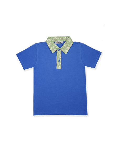 POLO SHIRT BLUE