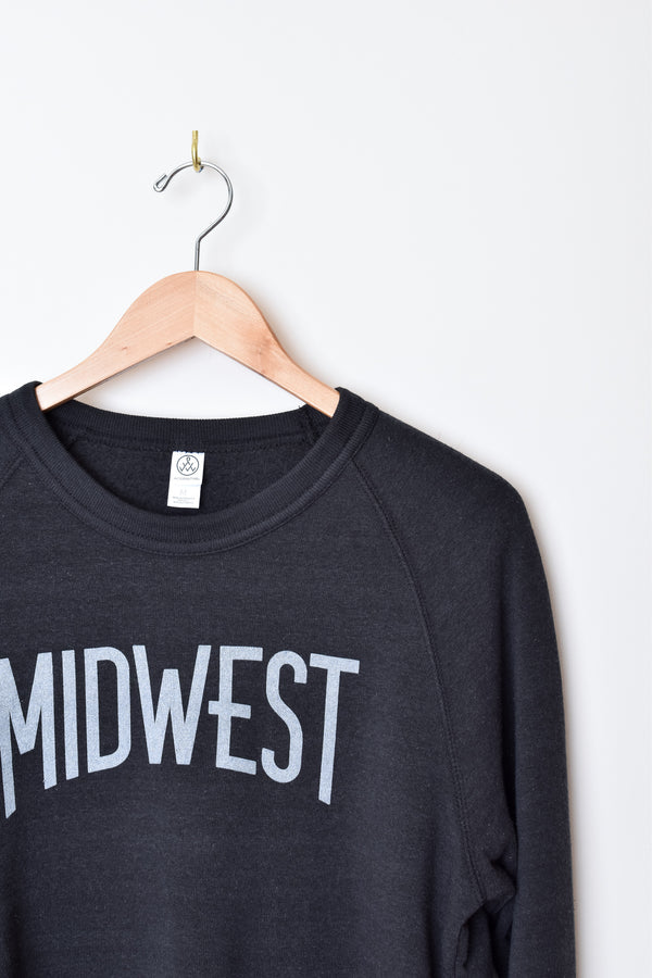 Midwest Sweatshirt - Black