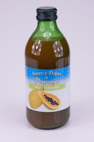 Succo e polpa di Papaya 330 ml