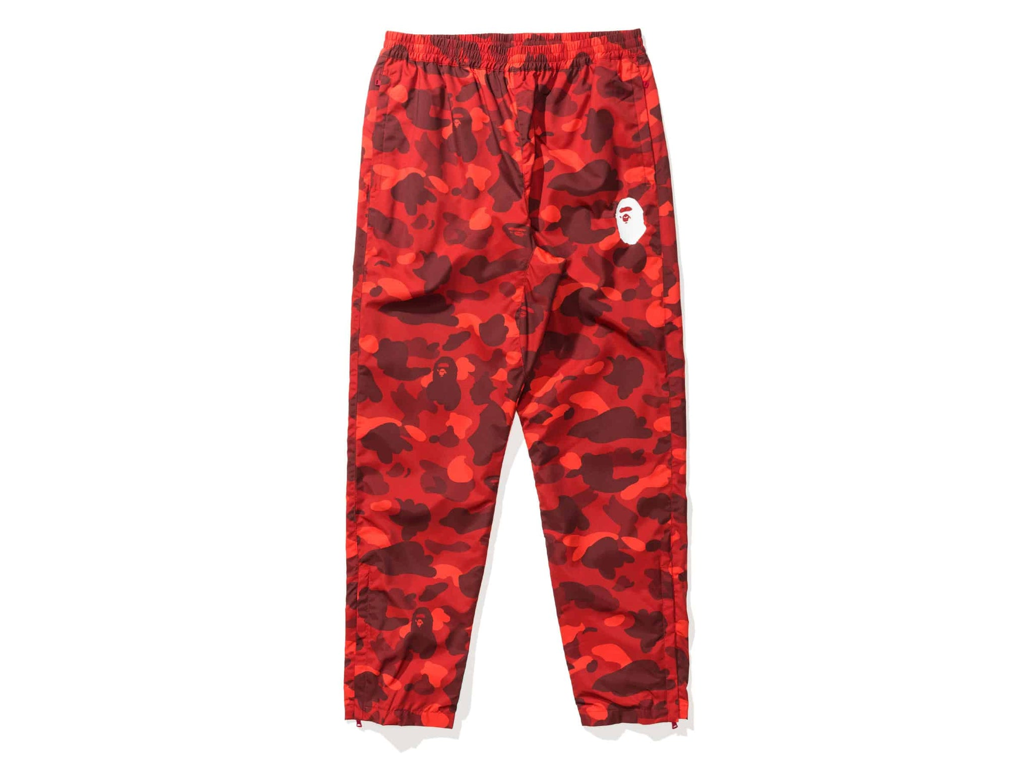 BAPE COLOR CAMO TRACK PANTS