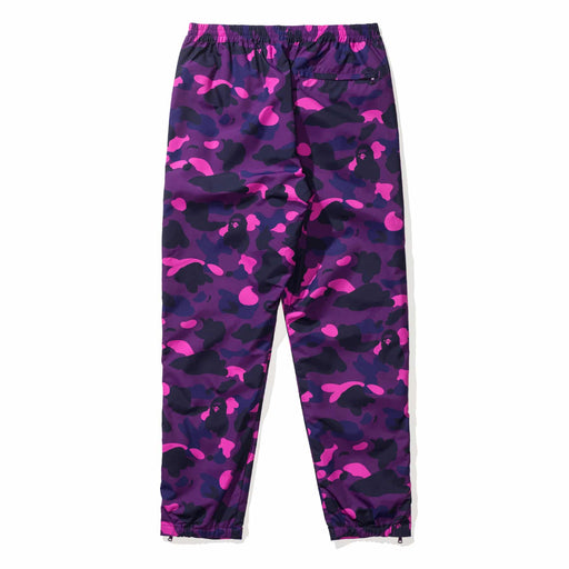 BAPE COLOR CAMO TRACK PANTS Image 6
