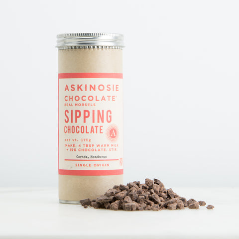 Single Origin Sipping Chocolate