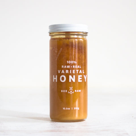 Raw North Carolina Sourwood Honey