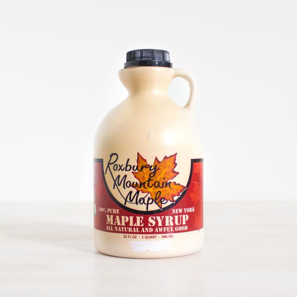 100% Pure Maple Syrup Pint