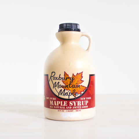 100% Pure Maple Syrup Quart