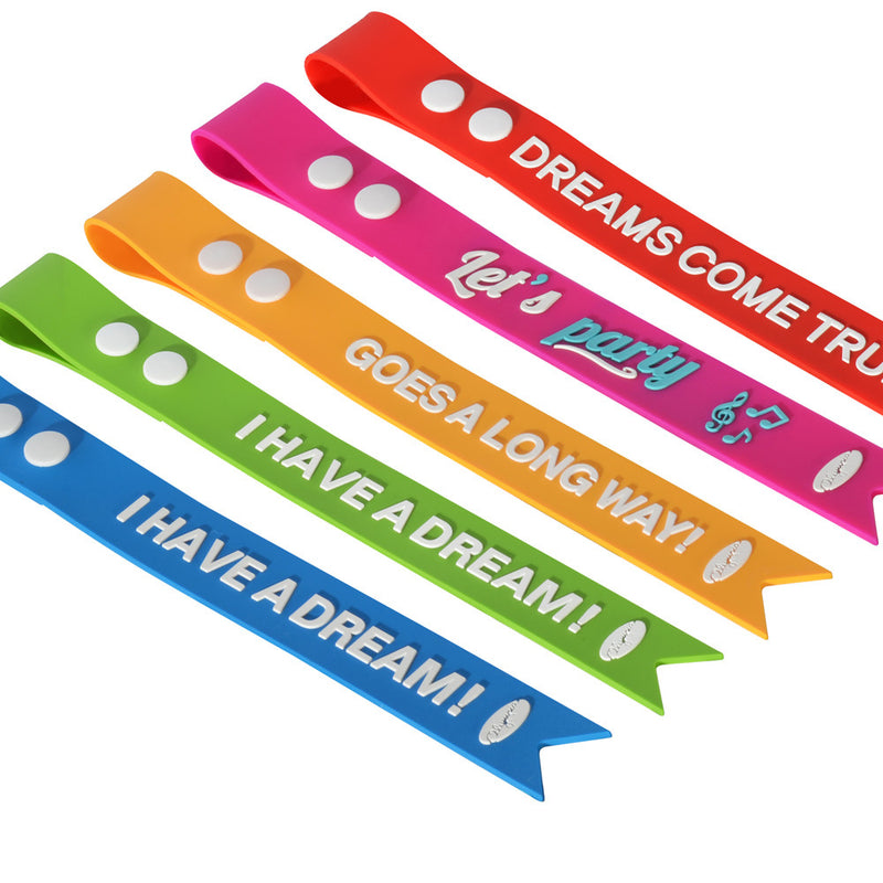 2-Piece Luggage Long Tag Set