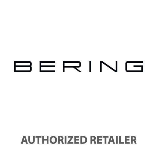 BERING Max René 38mm Black Milanese Strap Men's Watch 15738-162