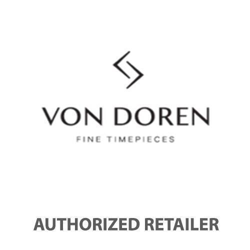 Von Doren Grandmaster Mark II Swiss Made Limited Edition Men's Watch