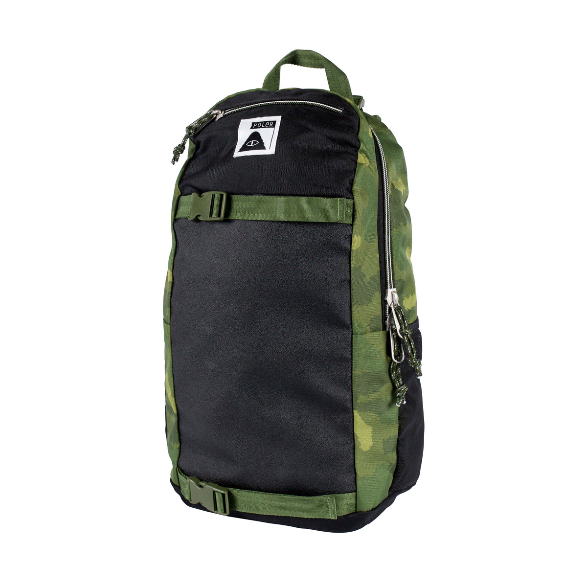 Transport Pack - Green Furry Camo