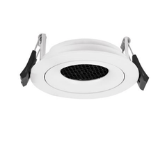 NL white recessed tilt-able downlight ID 9026