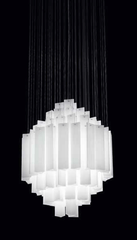 IDL Armonia 1 Lamp Ceiling Light - London Lighting - 1