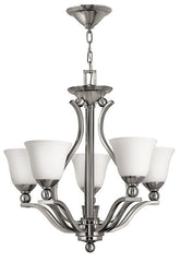 BOLLA - 5 Lamp Chandelier - London Lighting - 1