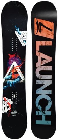 2019 Launch Vice RC Women's Snowboard