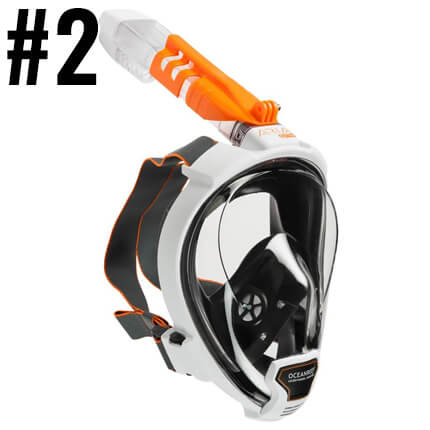 Top Ten Scuba Diving Products - Ocean Reef Aria QR+